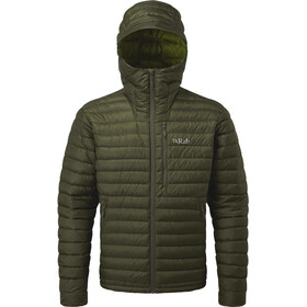 Rab Microlight Alpine Jacket Men Army/Cactus